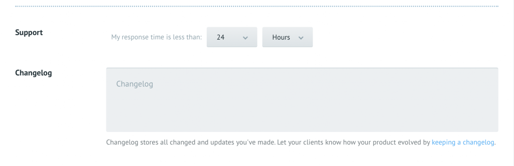 tm-update-item-changelog